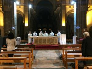 messa cattedrale tunisi 2